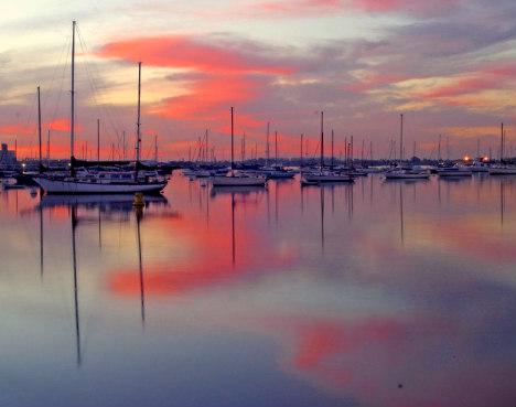 sailboats_at_sunset
